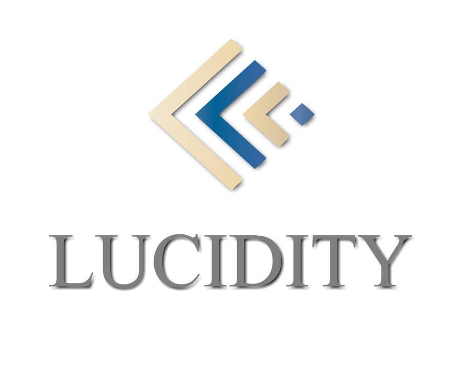 Penyertaan Peraduan #                                        35                                      untuk                                         Logo Design for Lucidity (IT Services)