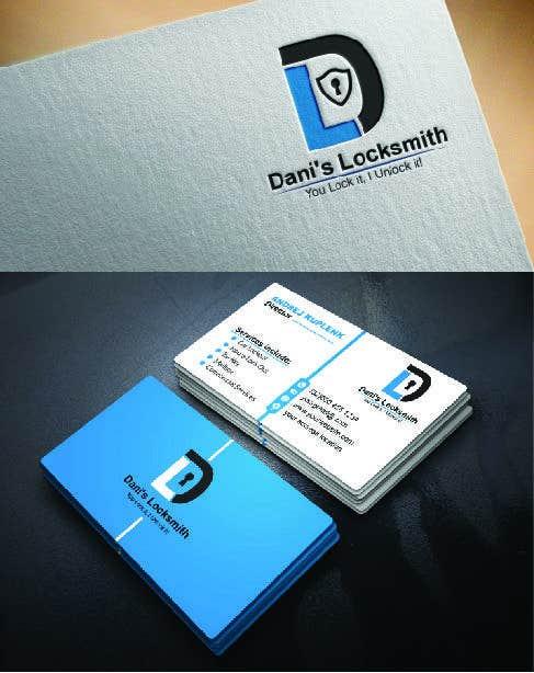 Inscrição nº 124 do Concurso para Logo & Business Card for a Locksmtih