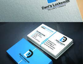 #124 para Logo & Business Card for a Locksmtih por sahanazakter1998