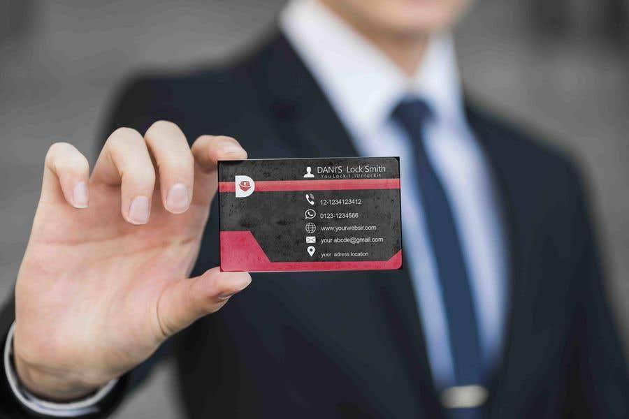 Inscrição nº 134 do Concurso para Logo & Business Card for a Locksmtih