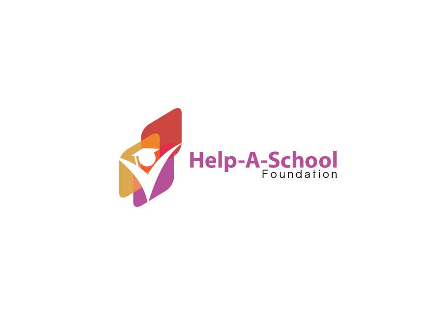 Konkurrenceindlæg #                                        13                                      for                                         Design 3 Logos for Help-A-School Foundation