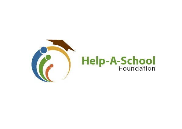 Konkurrenceindlæg #                                        15                                      for                                         Design 3 Logos for Help-A-School Foundation