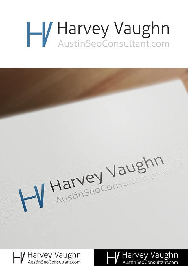 Konkurrenceindlæg #8 for Logo Design for Harvey Vaughn - AustinSeoConsultant.com