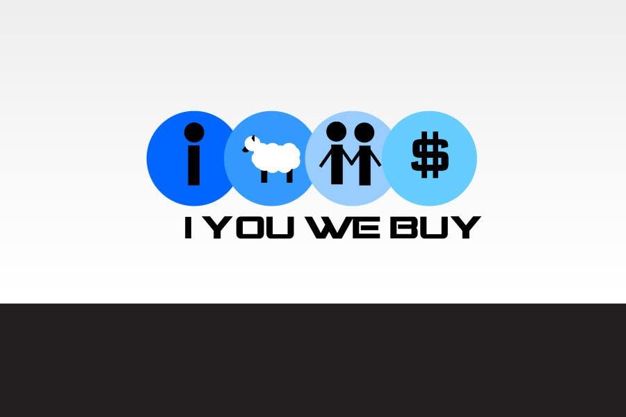 Конкурсная заявка №184 для Logo Design for iyouwebuy (web page name)