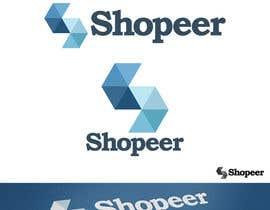 nº 1077 pour Design a Logo for Shopeer par Mechaion