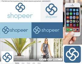 nº 1043 pour Design a Logo for Shopeer par AmyHarmz