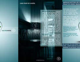 #70 para Brochure Design for Electro Sense por pinkgraphic