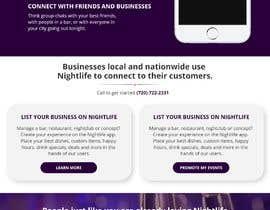 #6 для Mobile App design contest - nightlife App от djace07