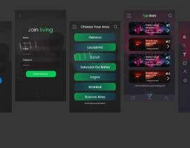 #33 для Mobile App design contest - nightlife App от BwBest