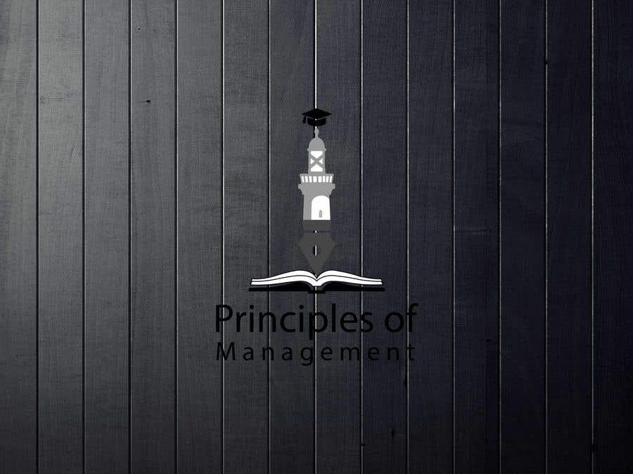 Penyertaan Peraduan #                                        198                                      untuk                                         Design a logo for my 1st year University management course