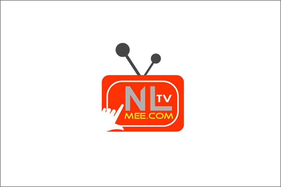 Kilpailutyö #                                        75                                      kilpailussa                                         Logo Design for NLTVMee.com