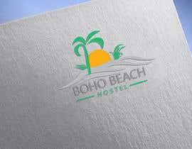 Nro 42 kilpailuun Design Logo for Boho Eco Chic Beach Hostel käyttäjältä billalhossainbd