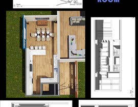 #15 cho Kitchen/Dining Room Remodel bởi EstebanGreen