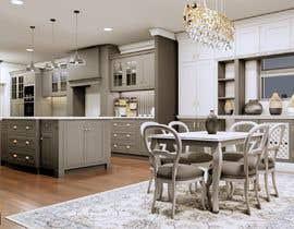 #7 cho Kitchen/Dining Room Remodel bởi dzinart777