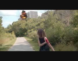Nro 10 kilpailuun Film-------Add FX ---- 7 second video ---- Building explosion scene käyttäjältä skmiraj
