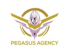 mdsbbu tarafından Pegasus Agency logo and illustrations- Logo Agencia Pegasus e ilustraciones için no 35
