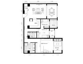 #70 för 144sqm Apartment av RosaEjeZ