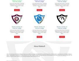 #21 for Design me a website af shambhurambarman