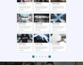 #39 , UX/UI Design - Blog page 来自 afifabdullah1