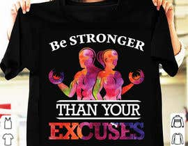 #44 for Health & Wellness T-shirt Design Contest by jakiamishu31022