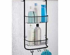 #1 for design shower caddy by nuraziefaf98