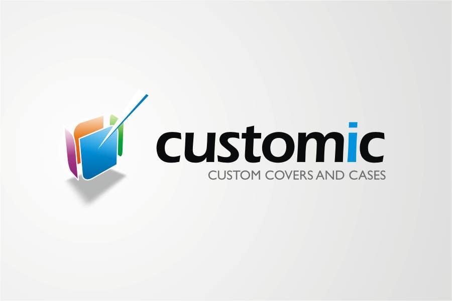 Contest Entry #                                        596                                      for                                         Logo Design for Customic