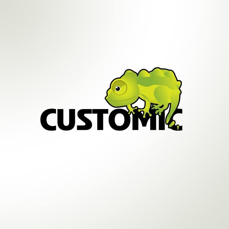 Bài tham dự cuộc thi #                                        855                                      cho                                         Logo Design for Customic