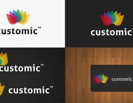 #199 for Logo Design for Customic by botix1