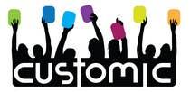 Bài tham dự #615 về Graphic Design cho cuộc thi Logo Design for Customic