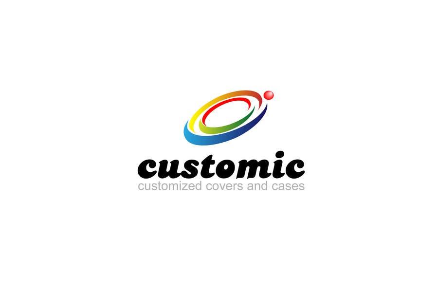 Contest Entry #                                        105                                      for                                         Logo Design for Customic