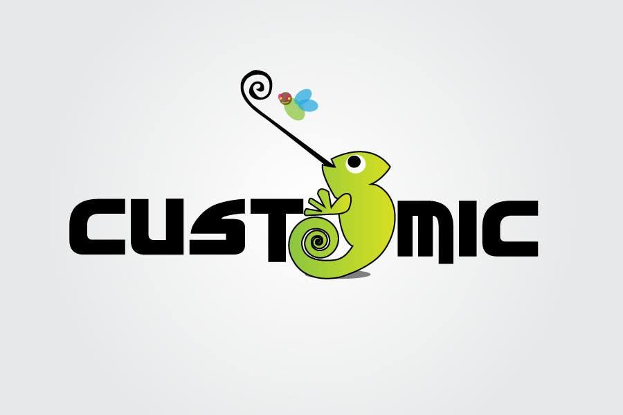 Contest Entry #                                        859                                      for                                         Logo Design for Customic