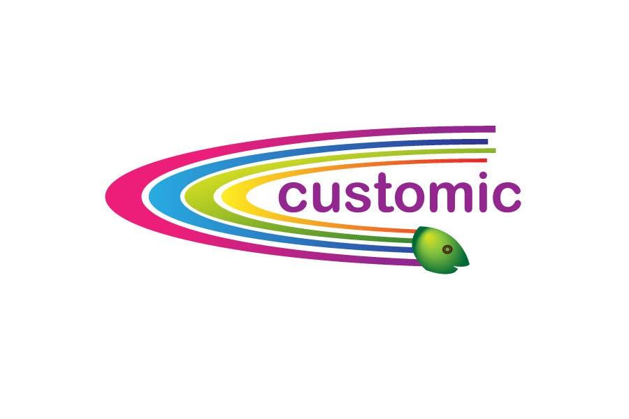 Contest Entry #                                        772                                      for                                         Logo Design for Customic