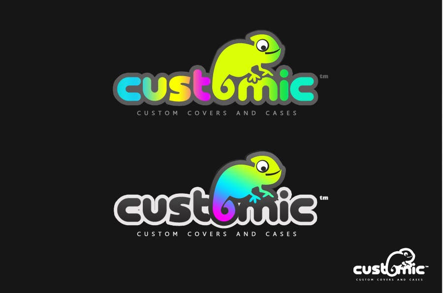 Contest Entry #                                        815                                      for                                         Logo Design for Customic