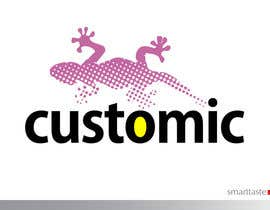 #809 para Logo Design for Customic de smarttaste