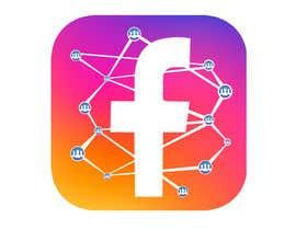 #1002 untuk Create a better version of Facebook's new logo oleh Hellscream67