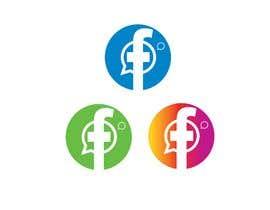 #1012 para Create a better version of Facebook's new logo de govindakhatri6