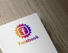 #1318 for Create a better version of Facebook's new logo by Hannan821