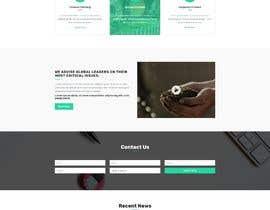 #43 for I need a HTML website template designed for developer by TilokPaul