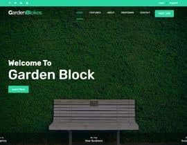 #45 for I need a HTML website template designed for developer by TilokPaul
