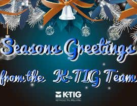 #2 for Design a branded Seasons Greeting card and animation suitable for email by joseleonardomoli