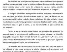 #35 para Artículo de 200 palabras sobre suplemento nutricional de sofiadesanctis