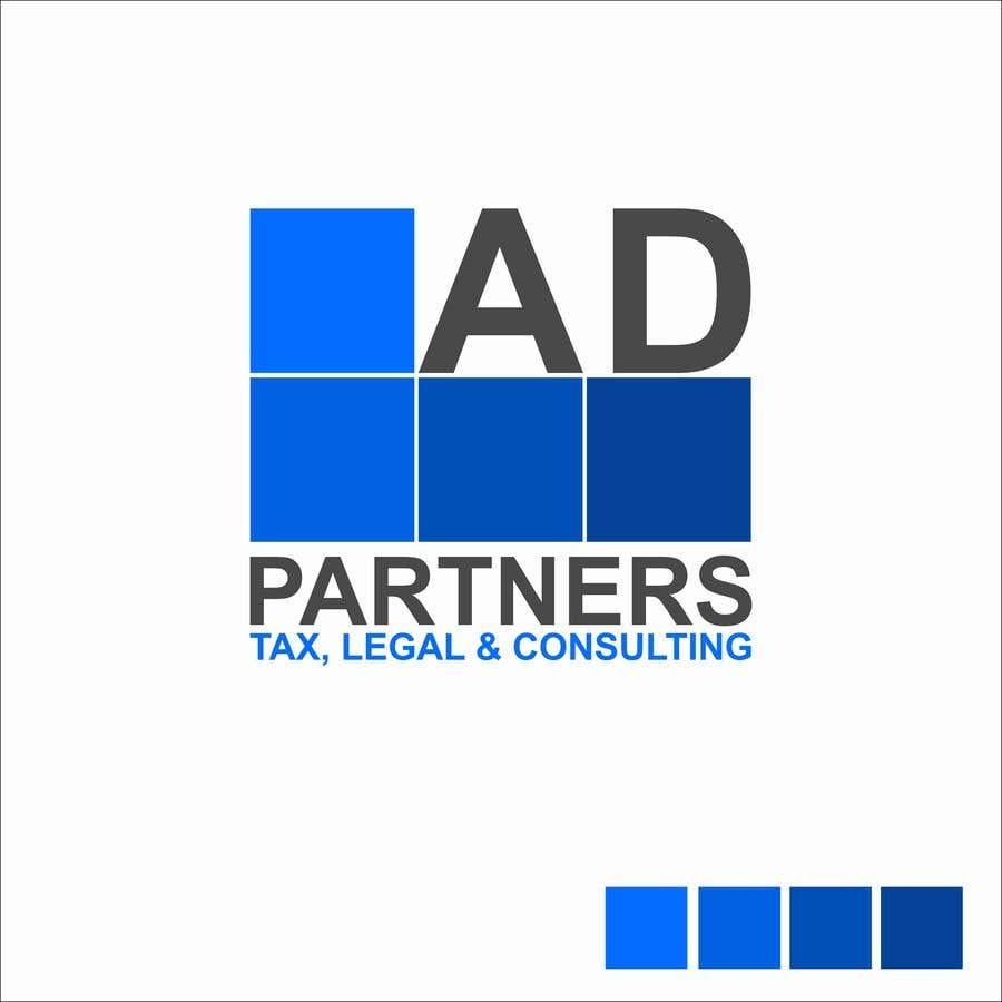 Kilpailutyö #279 kilpailussa Logo Design - Business Consulting Firm - AD Partners S.r.l.