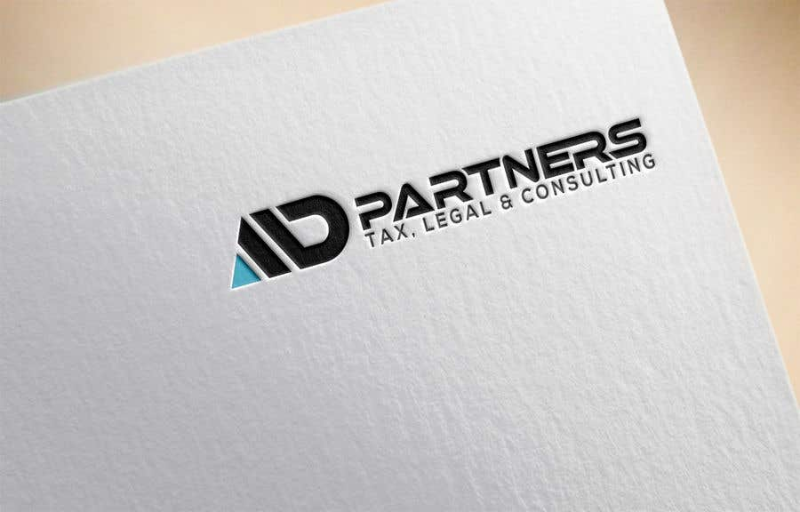 Kilpailutyö #323 kilpailussa Logo Design - Business Consulting Firm - AD Partners S.r.l.