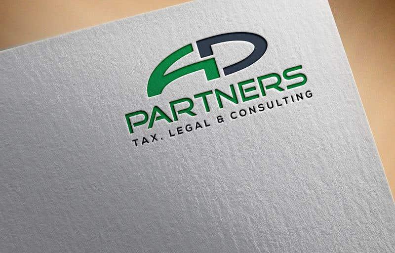 Kilpailutyö #239 kilpailussa Logo Design - Business Consulting Firm - AD Partners S.r.l.