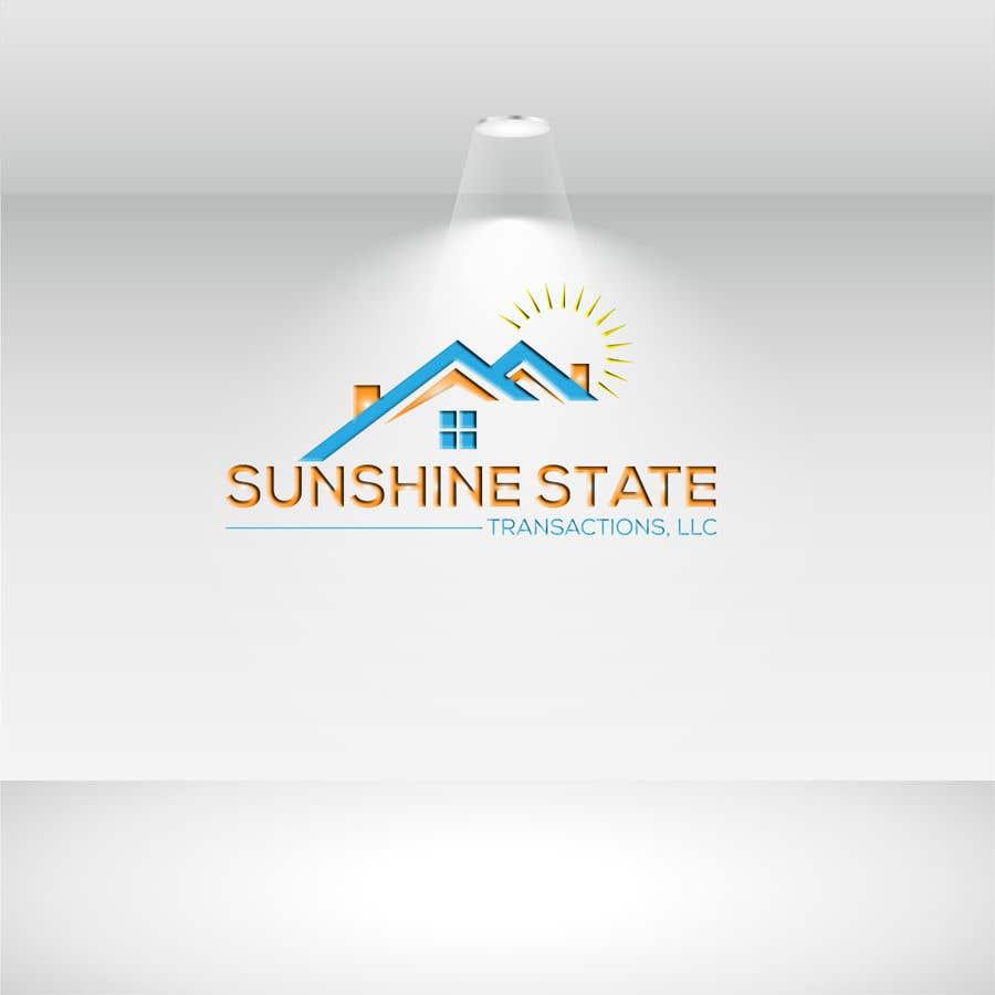 Конкурсная заявка №28 для Need Company Logo - Sunshine State Transactions, LLC
