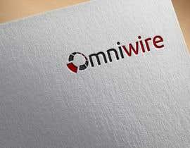 #276 untuk Omniwire Logo oleh designertoron