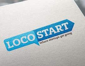 Nro 67 kilpailuun Design a Logo Unit for Locostart käyttäjältä memphiscube