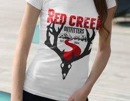#140 для Red Creek Outfitters Logo от sharwar5630
