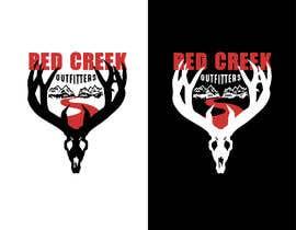 #133 для Red Creek Outfitters Logo от aleaperez