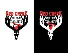 #143 для Red Creek Outfitters Logo от aleaperez